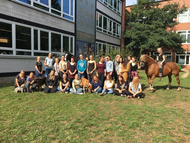 Grundschule Tiefenriede Tierprojekt 2018